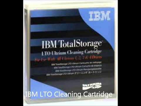 LTO Universal Cleaning Tape Cartridges Can Give You 50 Cleanings Per Tape