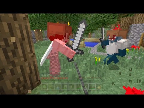 Minecraft Xbox - Hunger Games - Against All Odds - Part 2