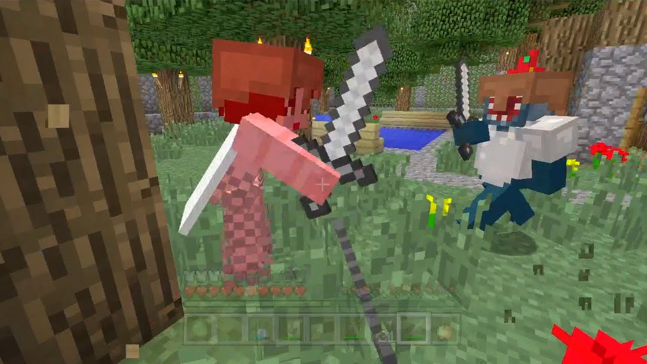 minecraft xbox hunger games against all odds part 3