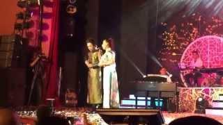 Hoài Linh Phi Nhung hát tuyệt vời