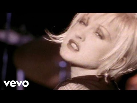 Cyndi Lauper - That's What I Think