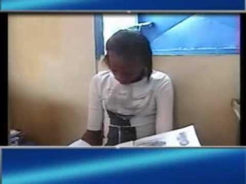 LES INTERETS DE LA LECTURE, Documentaire sur la lecture en Cote d'Ivoire