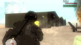 GTA SA BF3 Weapon And Tank Sounds Mod