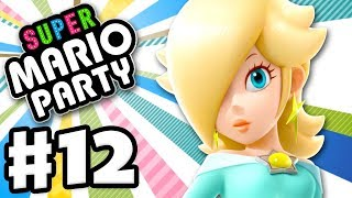 Challenge Road! Shell Street & Chestnut Forest! - Super Mario Party - Gameplay Walkthrough Part 12
