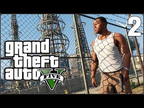 Grand Theft Auto V [GTA 5]: Альфа самец #2