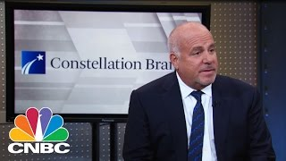 Constellation Brands CEO Rob Sands: 70 Year Road To Domination | Mad Money | CNBC