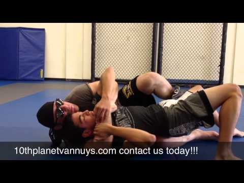 10th Planet Jiu Jitsu Van Nuys: Submission Chain Flow Drill 01 Image 1
