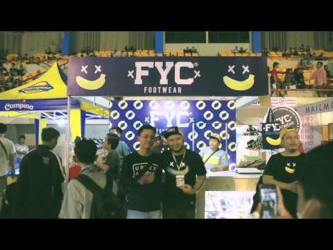FYC FOOTWEAR @ Jakcloth Summer Fest 2015