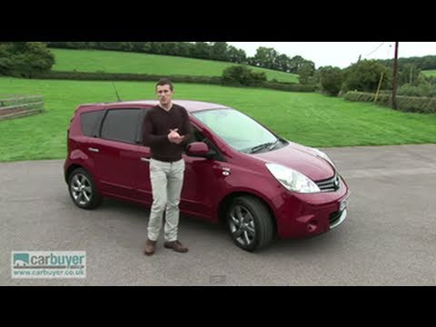 nissan note mpv 2006 2013 review carbuyer youtube. Black Bedroom Furniture Sets. Home Design Ideas
