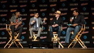 Adam Savage on StarTalk at New York Comic Con!