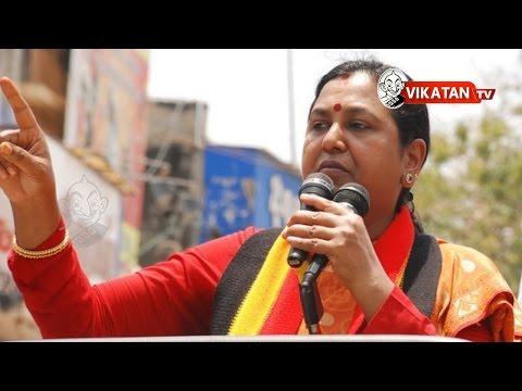 DMDK means assured employment to 25 lakh women-Premalatha|Election Titbits 03052016