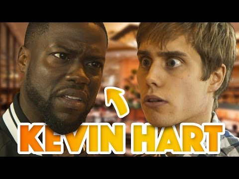 Kevin Hart Collaborates with Swedish youtubers, and yes this is what it is like being swedish