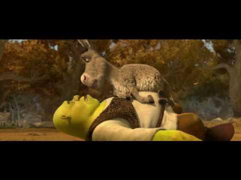 Shrek 4 Trailer - Português