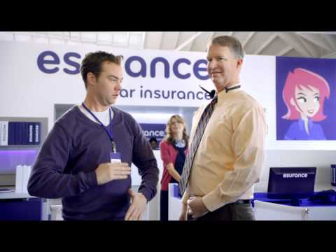 0 esurance Gets Goofy With Disco References and Dating Profile Hijack (Greek God)