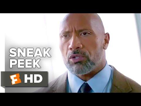 Skyscraper Sneak Peek (2018) | Movieclips Trailers