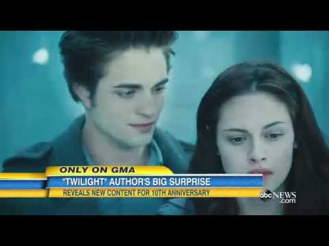 'Twilight' Characters' Genders Swapped in Reimagining