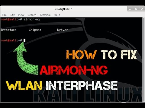 how to fix kali linux slow interface