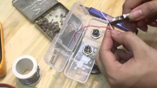 Tự chế điều khiển (remote) cho máy ảnh DSLR