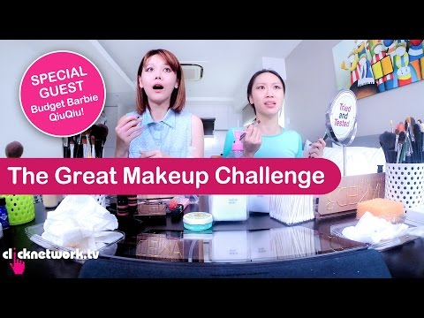 The Great Makeup Challenge - Tried and Tested: EP61