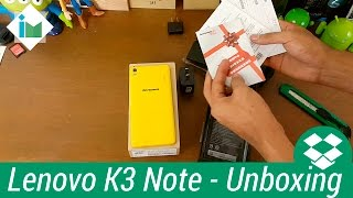 Comprar Lenovo K3 Note
