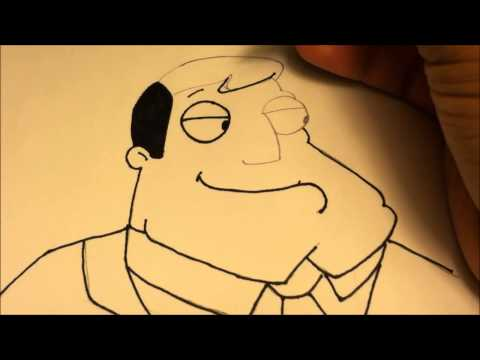 American Dad Drawing Stan Smith American Dad