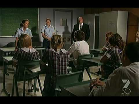 Home & Away - Charlie & Joey's lesbian love. (Part 15b).