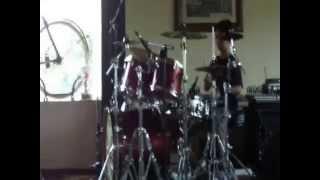 Aeroplane RHCP - Drum cover by Bagas Ramadhan