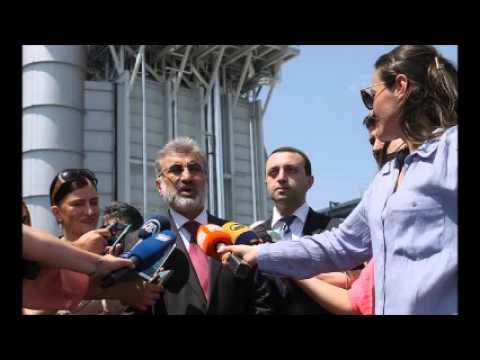 Turkey, Georgia open $220m power plant