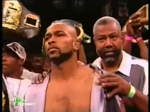 Рой Джонс против Антонио Тарвера бой 2
