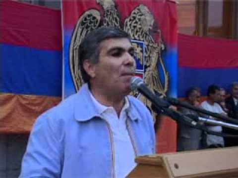 Արամ Սարգսյանի ելույթը 8.05.2012