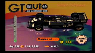 Gran Turismo 3 Playthrough Part 96.5! MAX SPEED TEST F687/S! FAST DANG CAR!