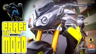 � Z7galo™ - BMW S1000R B&Y BY: REVISA MOTOS - to confuso!