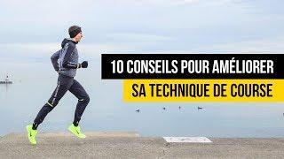 10 conseils simples pour améliorer sa technique de course à pied !