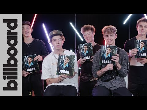 Why Don't We Play 'How Well Do You Know Your Bandmates?'   Billboard