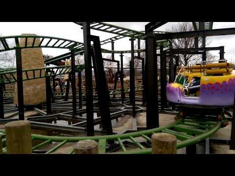 Crash Landing Resort Park Flamingo Land Resort
