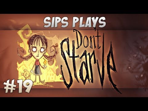 Sips Plays Don't Starve (Willow) - Part 19 - Solving Mysteries