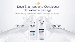 Download Dove Shampoo and Conditioner - Better Together 3Gp Mp4