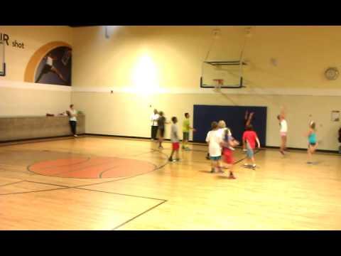 Harlem Globe Trotter Camp San Diego 17