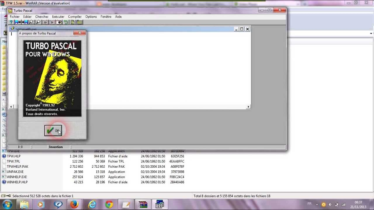 turbo pascal 1.5 free download