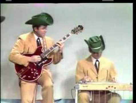 The Texas Troubadours -- Leon Rhodes, Buddy Charleton - Rhodes-Bud Boogie