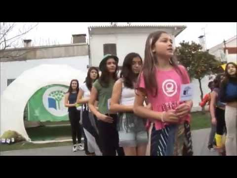 Hino Generation Next video EcoFCaldeira �gueda Portugal