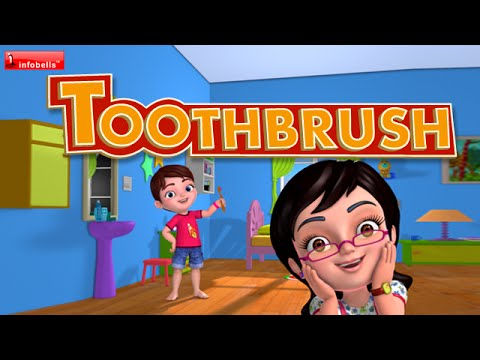 Tooth-brush Nursery Rhymes For Children video