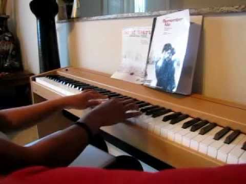 Criminal Minds Coda Piano Cover