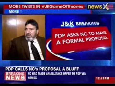 PDP asks NC to make a formal proposal