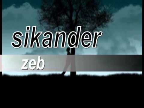 Ek Galti - sad song sikander