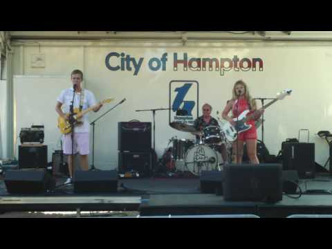 In Layman Terms   Live at Downtown Hampton Block Party 2016