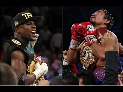 Manny Pacquiao vs. Floyd Mayweather Jr.''Floyd's Surprise May 3, 2015!''