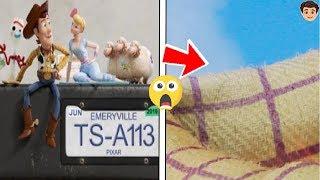10 Detalles ESPECTACULARES de 'Toy Story 4' que harán que la quieras ver YA