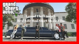 Grand Theft Auto V: Real Life Mod Short Movie Film Part One (Introduce & Planning)