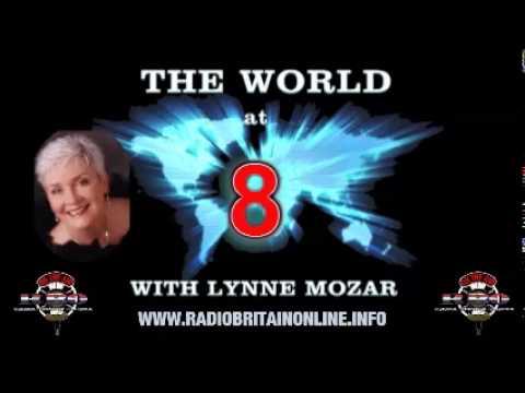 World at 8 Monday 12 May 2014